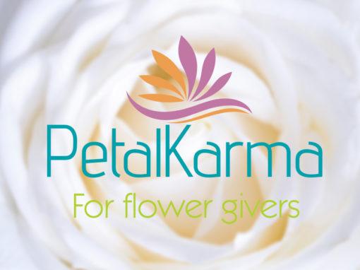 PetalKarma Brand Collateral Design