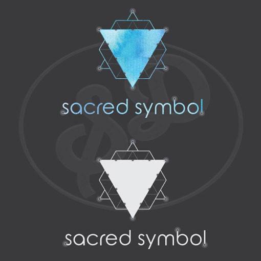 Sacred Geometry Logo Options